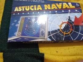 Vendo juego de astucia naval