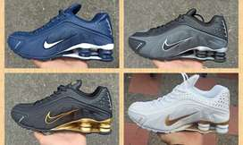Zapatillas  Nike Shox caballero varios colores men