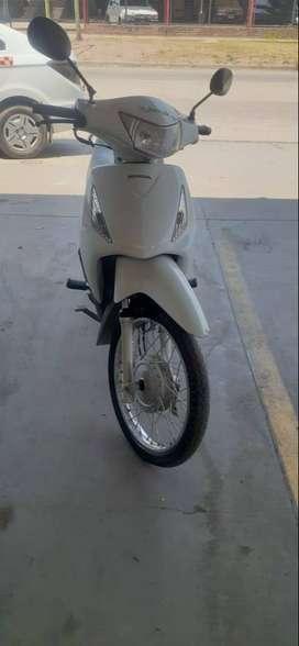 Vendo Honda Biz 5000 klmt impecable