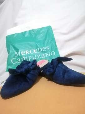 Zapatos Mercedes Campuzano
