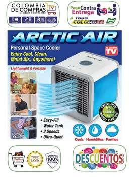 Difusor Aroma y Aire Acondicionado Portátil Arctic Air TV, Climatiza , Nuevos, Originales, Garantizados...
