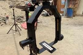Grua Con Cabezal Robotico, Para Dslr