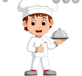 Soy técnico en cocina busco empleo