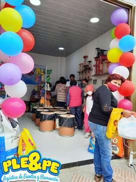 Show de titeres para fiestas de niños animadores bogota recreacionistas para eventos globoflexia