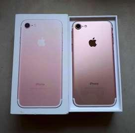 Iphone 7 oro rosa practicamente nuevo