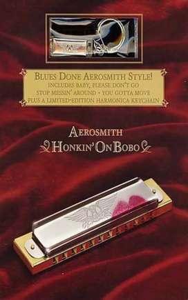 Honkin' On Bobo Aerosmith