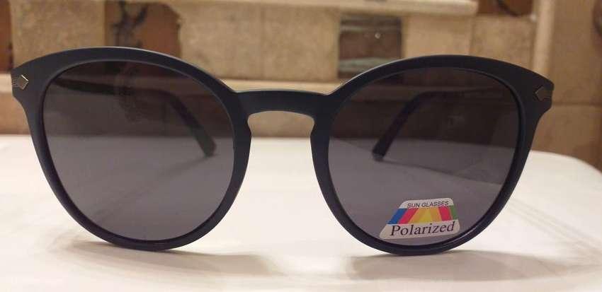Gafas de Sol Hombre/Mujer Azul Polarizado - Anteojos opticaonline@mdq 0