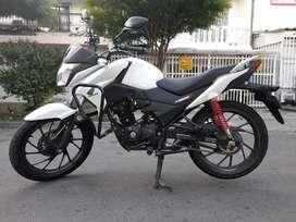 Honda cb 125F nueva 2020