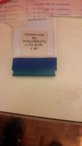 Vendo Cable Flex para Tele Lg 42 Ld655