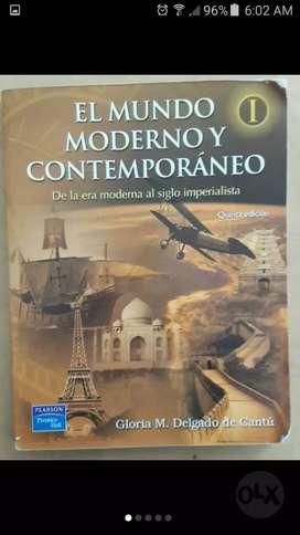 EL MUNDO MODERNO Y CONTAMPORANEO I