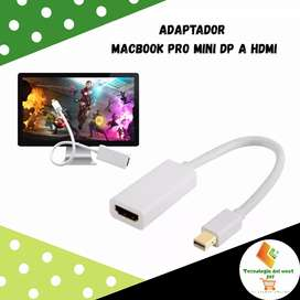 Adaptador MiniDisplay Port a HDMI para MacBook pro