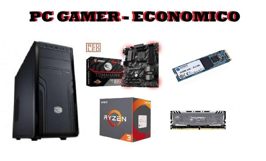 PC Torre Gamer Ryzen 3 Envio Incluido