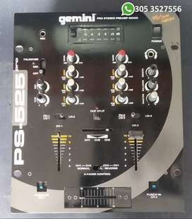 Vendo Mixer gemini ps 525