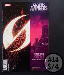 Cómics Marvel II