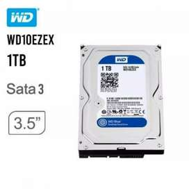 disco duro 1TB wester digital BLUE