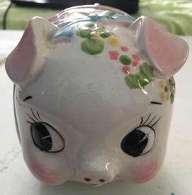 Alcancia de Porcelana