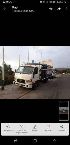 Vendo camioncito hyundai hd 65