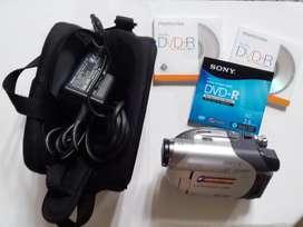 Filmadora Sony Dcr Dvd105