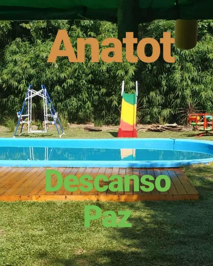 Tu lugar de descanso Quinta Anatot 0