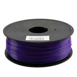 FILAMENTO PLA 1.75MM COLOR MORADO OSCURO