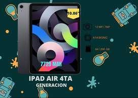 IPAD AIR 4TA GENERACION WIFI 64GB