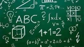 Clases y Reforzamiento en Matemáticas