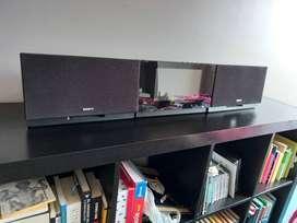 Equipo de Audio Sony Minicomponente WHG-SLK2i