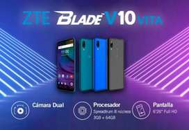 ZTE Blade V10 Vita 64gb Nuevo Sellado Libre