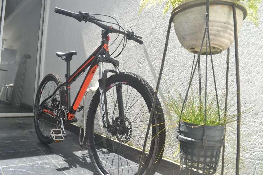 Bicicleta Gw Lynx 27.5, Talla M (19), Shimano 7 Vel 0