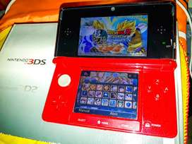 NINTENDO 3DS CHIPEADA
