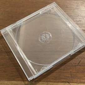 Cajas para cds nuevas