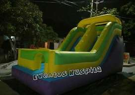 Alquiler Inflable Trampolin