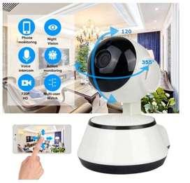 Cámara De Seguridad HD IP Cámara Inteligente WiFi Cámara de vigilancia grabación Audio Vídeo