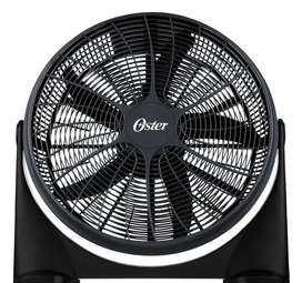 Ventilador Oster 20 (54cm) Obf851 Negro 130 Watts