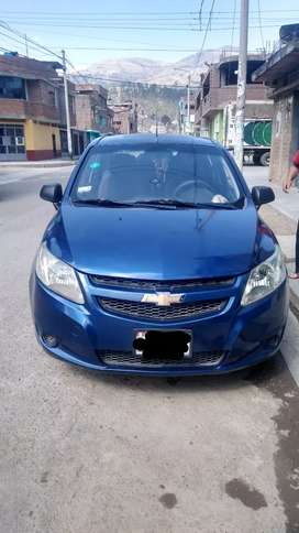 Vendo Chevrolet sail año 2013