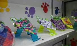 Pañoletas corbatas corbatines y mas accesorios para perros y gatos