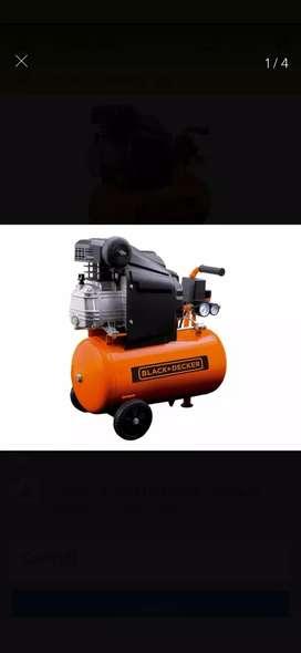 Compresor nuevo sin uso 2hp de 20L