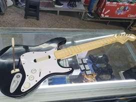 Batería y guitarra para ps3 rockband