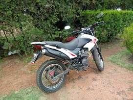MOTO ZANELLA  Rx 150