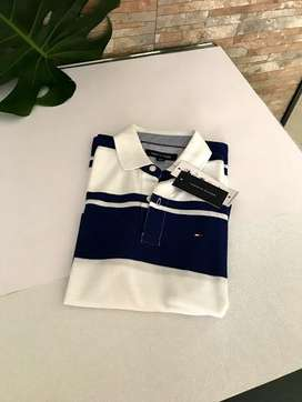 Camiseta tipo polo Hombre talla XS tommy Hilfiguer