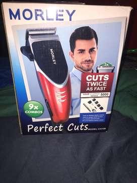 Maquina de cortar el pelo morley