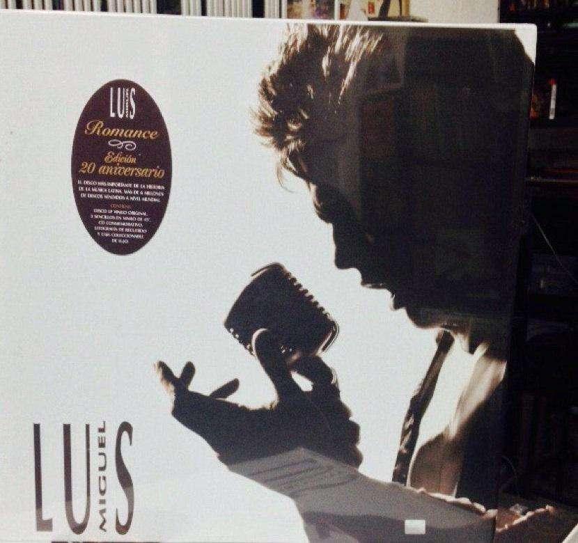 LUIS MIGUEL / ROMANCE EDICION ESPECIAL 20 ANIVERSARIO BOX SET 0