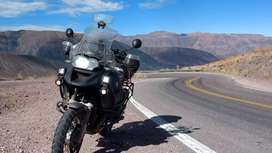 BMW GS 1200R Adventure Full Black