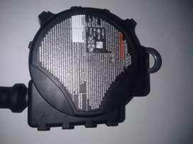 Yoyo para slturas arseg material de la línea de vida acero galvanizado de 5 mm de diámetro capacidad  de 34a 140 Kg