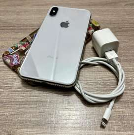 Iphone x de 64gb blanco