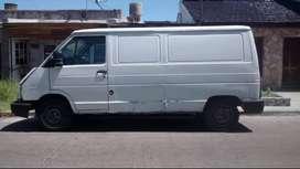 vendo camioneta furgon trafic 2.2 dicel