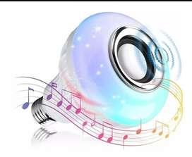 BOMBILLO LED MP3