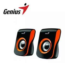 Genius Sp-Q180 Blue, Orange, Red (Garantía 6meses) Whatsapp 315...