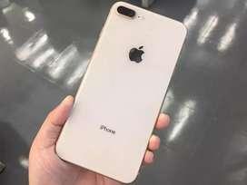 iPhone 8 plus de 64 GB flamante libre para cualquier operadora