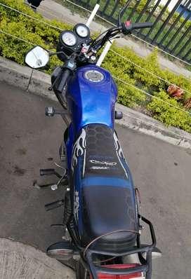 Moto de segunda AKT NKD125